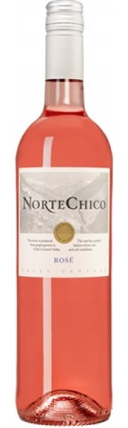 Norte Chico Rose Central Valley Chile 75cl