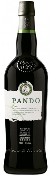 Pando Fino Williams and Humbert Jerez 75cl