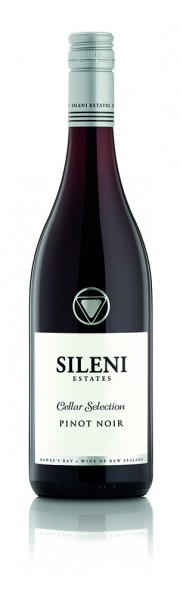 Pinot Noir Cellar Selection  Sileni Estates  Hawkes Bay  New Zealand