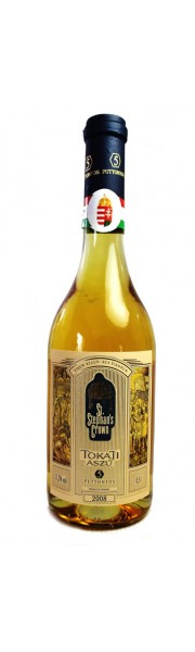 St Stephans Crown Tokaji Aszu 5 Puttonyos  50cl