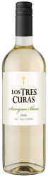 Sauvignon Blanc Los Tres Curas Central Valley Chile 75cl